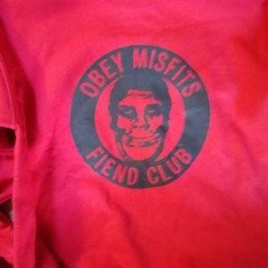 Obey Misfits Sweatshirt